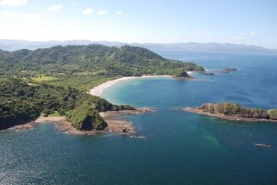 Les paysages féériques du Costa Rica
