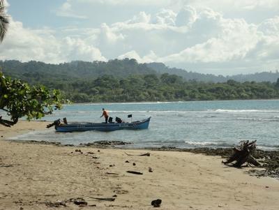 Les plages de Puerto Viejo de la province de Limón, Costa Rica